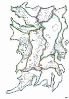 Provincial Borders